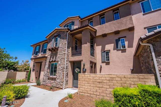 425 Stratus Lane #2, Simi Valley, CA 93065 (#219012909) :: Lydia Gable Realty Group