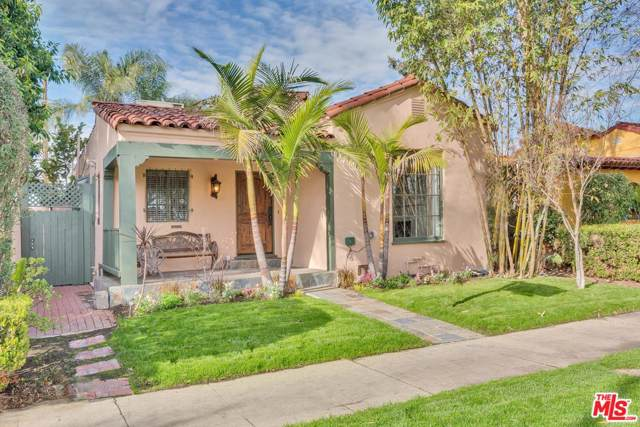 1611 S Crescent Heights, Los Angeles (City), CA 90035 (#19523166) :: The Agency
