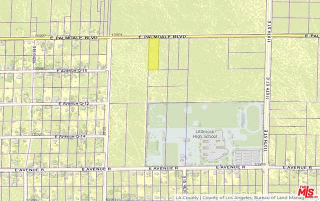 0 Vac/Palmdale Bl Pav /Vic, Sun Village, CA 93543 (#19523214) :: Golden Palm Properties