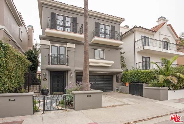 3807 Via Dolce, Marina Del Rey, CA 90292 (#19522676) :: The Agency