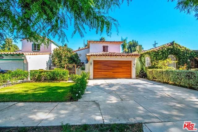 4252 S Norton Avenue, Los Angeles (City), CA 90008 (#19523390) :: The Agency