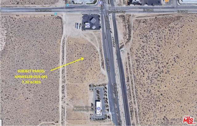 0 Swc Of Sierra Hwy And Ave M, Palmdale, CA 93550 (MLS #19-523504) :: The John Jay Group - Bennion Deville Homes