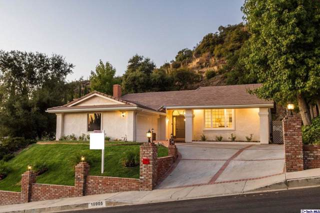 10905 Terecita Road, Tujunga, CA 91042 (#319004226) :: TruLine Realty