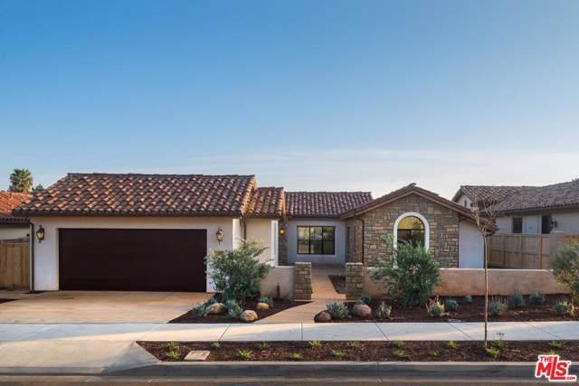 3803 White Rose Lane, Santa Barbara, CA 93110 (MLS #19523820) :: Deirdre Coit and Associates