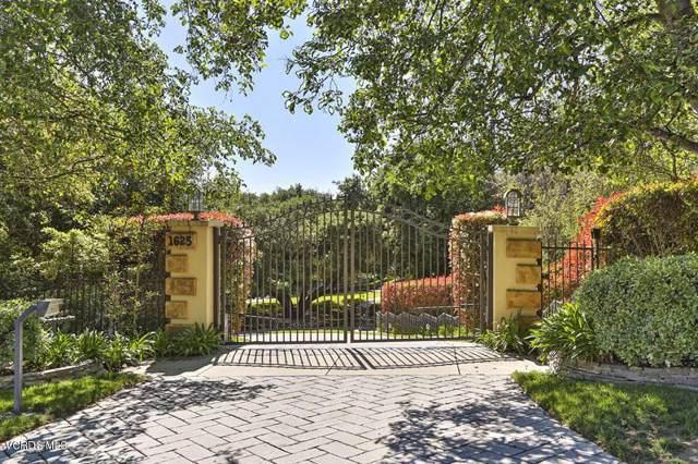 1625 Crown Ridge Court, Westlake Village, CA 91362 (#219013028) :: SG Associates