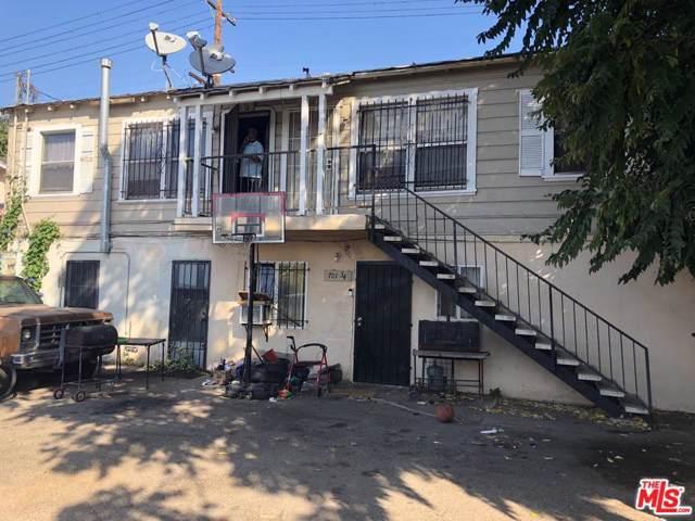 701 W 78TH Street, Los Angeles (City), CA 90044 (#19523938) :: The Parsons Team