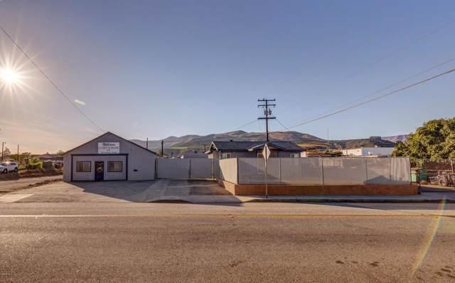 1291 N Olive Street, Ventura, CA 93001 (#219013045) :: Randy Plaice and Associates