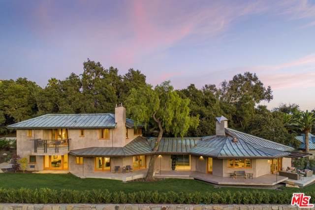 1800 E Mountain Drive, Santa Barbara, CA 93108 (MLS #19524138) :: The Sandi Phillips Team