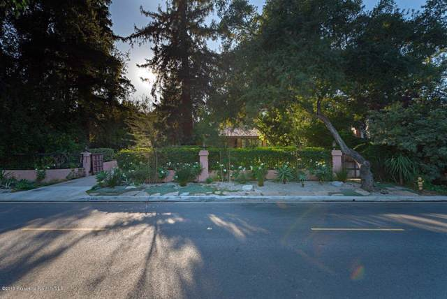 4309 Woodleigh Lane, La Canada Flintridge, CA 91011 (#819004932) :: The Parsons Team