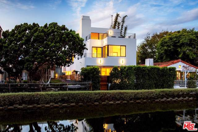 429 Sherman Canal, Venice, CA 90291 (#19524300) :: The Pratt Group