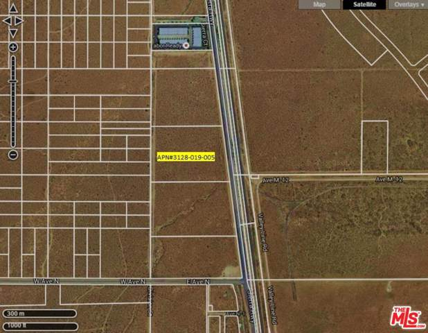 0 Sierra Hwy And Avenue M-8, Palmdale, CA 93550 (MLS #19-524344) :: The John Jay Group - Bennion Deville Homes