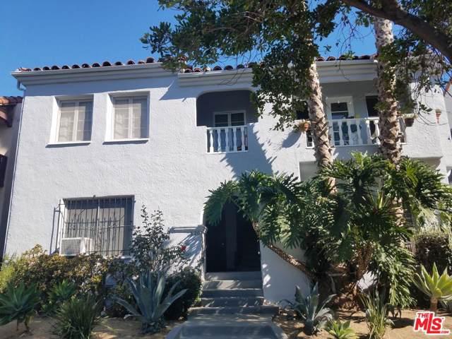 320 N Stanley Avenue A, Los Angeles (City), CA 90036 (#19523346) :: Pacific Playa Realty