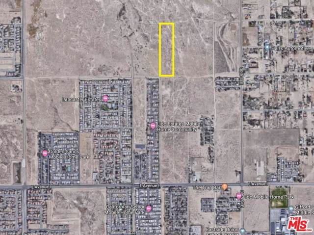 0 26TH STREET E AND AVENUE H-8, Lancaster, CA 93535 (MLS #19524574) :: Mark Wise | Bennion Deville Homes