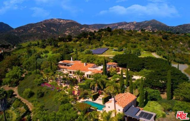 3756 Foothill Road, Santa Barbara, CA 93105 (MLS #19524506) :: Deirdre Coit and Associates