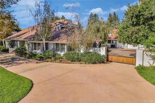 4187 Woodlane Court, Westlake Village, CA 91362 (#SR19252196) :: The Pratt Group
