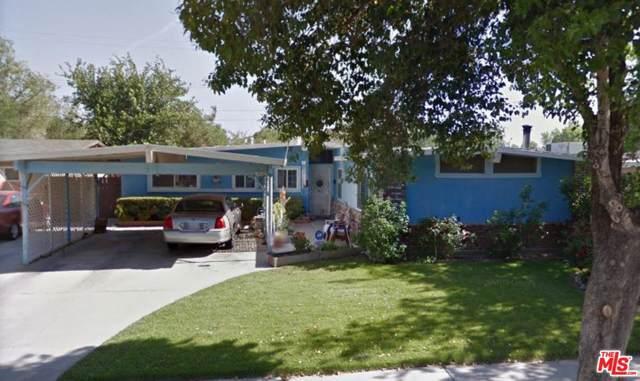 1040 Valiant Street, Lancaster, CA 93534 (MLS #19525026) :: Mark Wise | Bennion Deville Homes