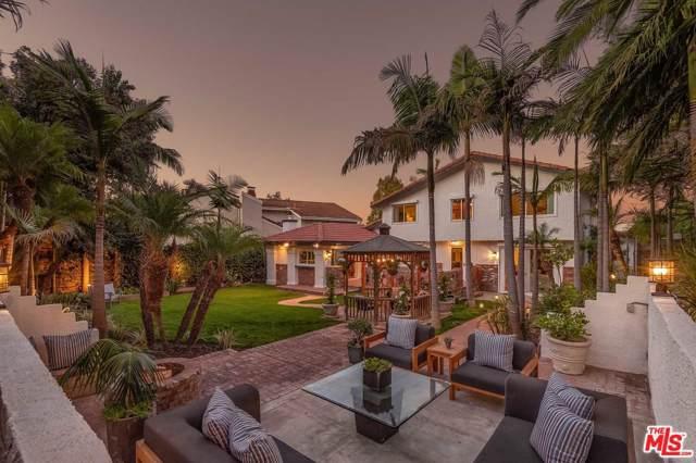 12236 Sunset Park Way, Los Angeles (City), CA 90064 (#19525658) :: Pacific Playa Realty