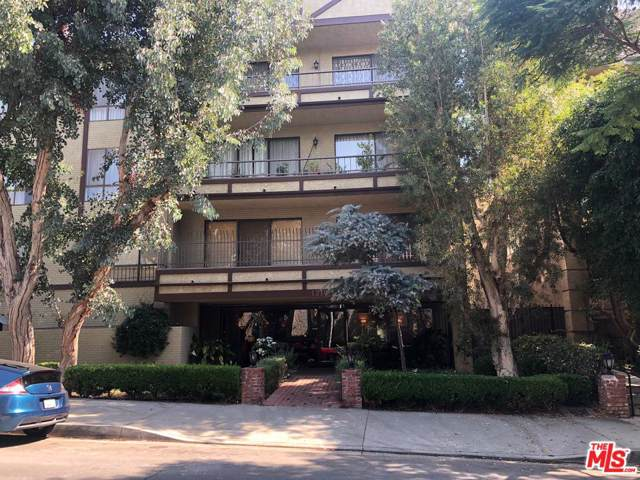 1210 N Kings Road #101, West Hollywood, CA 90069 (#19525674) :: TruLine Realty