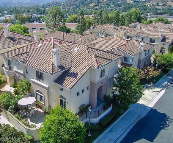 382 Avenida De Royale, Thousand Oaks, CA 91362 (#219013223) :: The Pratt Group