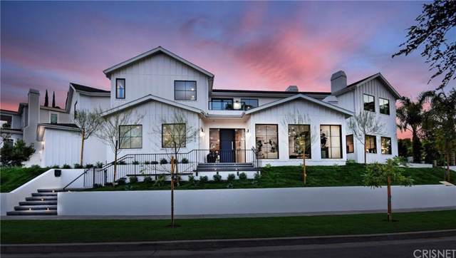 13800 Davana Terrace, Sherman Oaks, CA 91423 (#SR19255202) :: Lydia Gable Realty Group