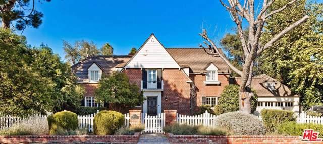 10533 Kling Street, Toluca Lake, CA 91602 (MLS #19525362) :: Hacienda Agency Inc