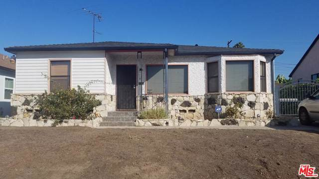 2133 W 111TH Street, Los Angeles (City), CA 90047 (#19525920) :: The Parsons Team