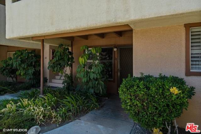 1268 E Ramon Road #11, Palm Springs, CA 92264 (#19501684) :: The Pratt Group