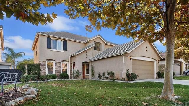 27962 Bridlewood Drive, Castaic, CA 91384 (#SR19254376) :: Randy Plaice and Associates