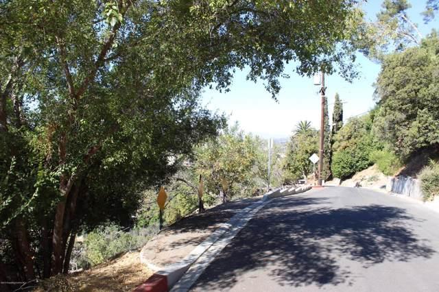 Peterson Avenue, South Pasadena, CA 91030 (#819005041) :: TruLine Realty