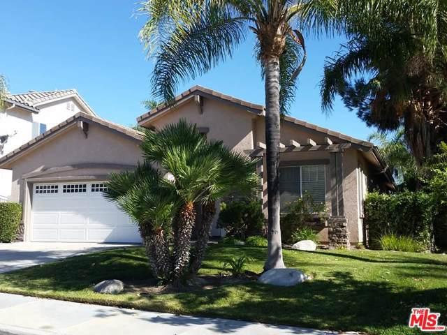 25716 Barnett Lane, Stevenson Ranch, CA 91381 (#19526246) :: Randy Plaice and Associates
