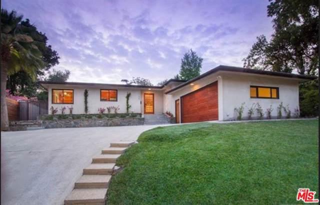 1195 S Oak Knoll Avenue, Pasadena, CA 91106 (#19526474) :: The Parsons Team