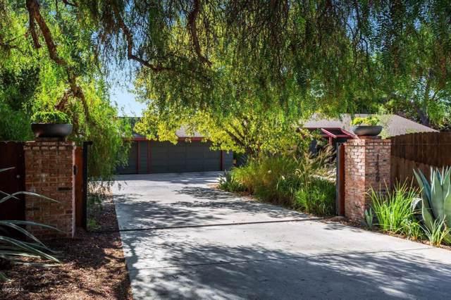 1420 Cuyama Road, Ojai, CA 93023 (#219013349) :: Randy Plaice and Associates