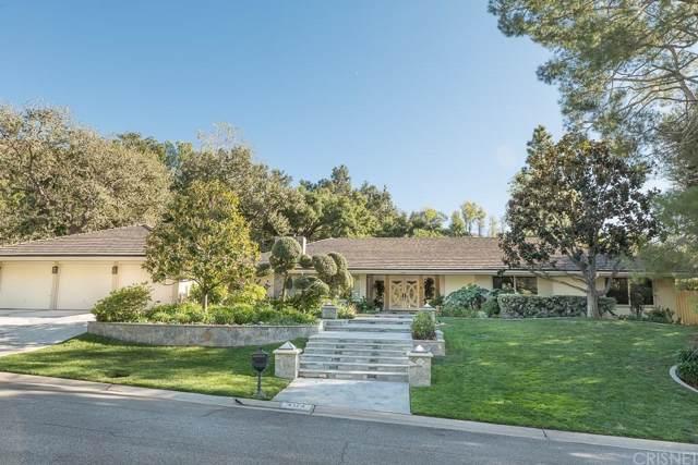 4174 Arrowhead Circle, Westlake Village, CA 91362 (#SR19255428) :: The Pratt Group