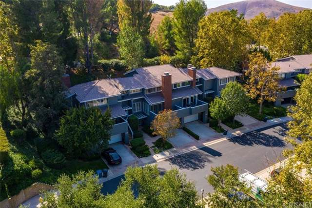 1519 N View Drive, Westlake Village, CA 91362 (#SR19254115) :: SG Associates
