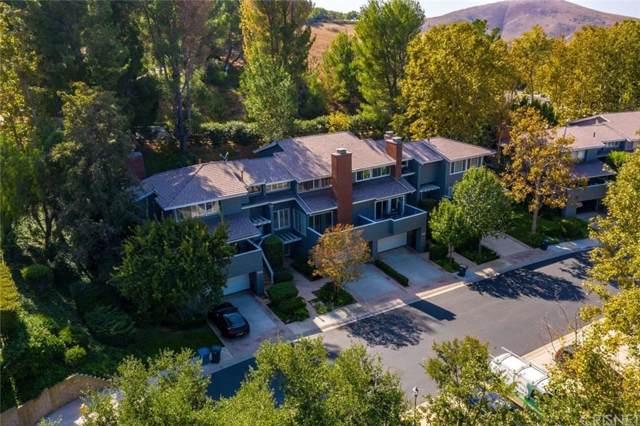 1519 N View Drive, Westlake Village, CA 91362 (#SR19254115) :: The Pratt Group