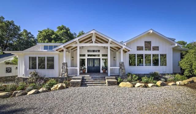 1615 Mcnell Road, Ojai, CA 93023 (#219013392) :: Randy Plaice and Associates