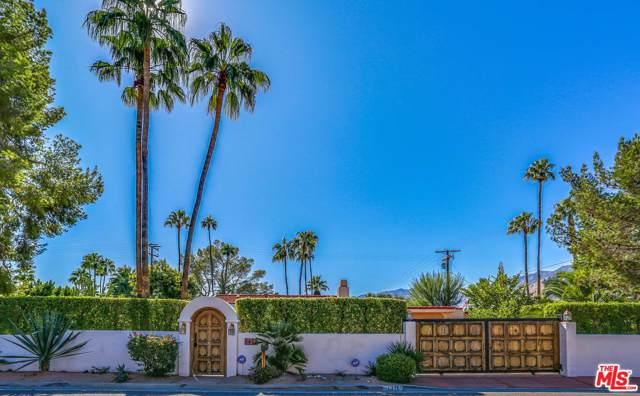 1311 E El Alameda, Palm Springs, CA 92262 (#19526432) :: The Pratt Group