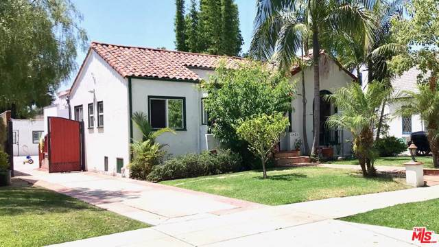 6420 Moore Drive, Los Angeles (City), CA 90048 (#19527244) :: The Agency