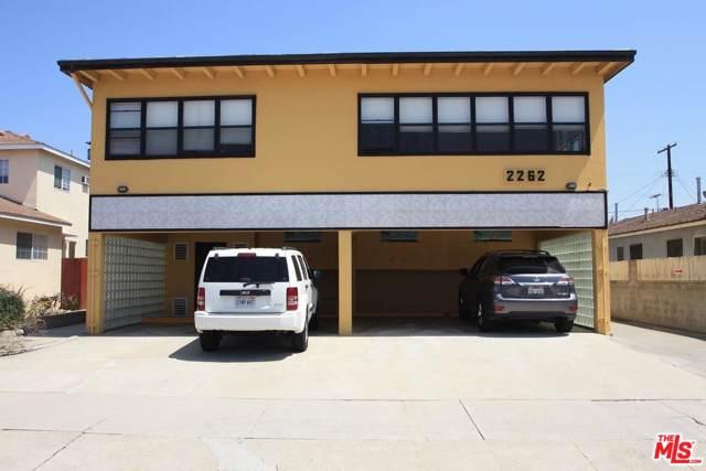 2262 S Carmelina Avenue, Los Angeles (City), CA 90064 (#19527300) :: Lydia Gable Realty Group