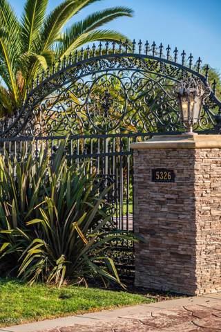 5326 Calarosa Ranch Road, Camarillo, CA 93012 (#219013443) :: Randy Plaice and Associates