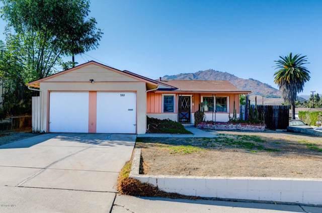 5383 Primrose Drive, Ventura, CA 93001 (#219013466) :: Randy Plaice and Associates