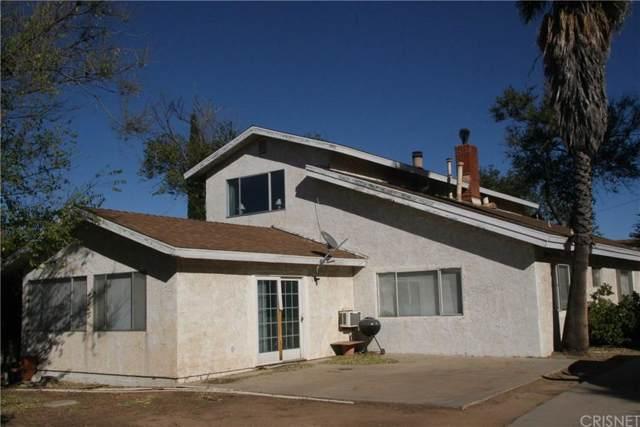 6300 Hubbard Road, Acton, CA 93510 (#SR19259109) :: Golden Palm Properties