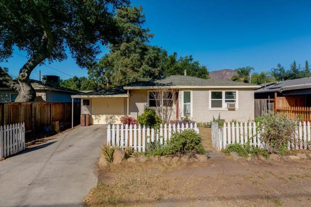 203 N Alvarado Street, Ojai, CA 93023 (#219013488) :: Lydia Gable Realty Group