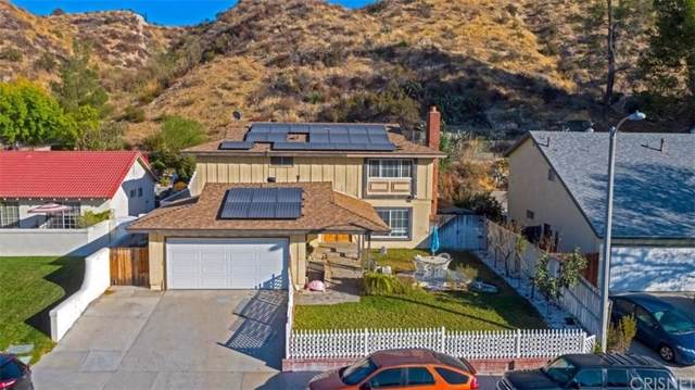29014 Gladiolus Drive, Canyon Country, CA 91387 (#SR19259169) :: The Pratt Group