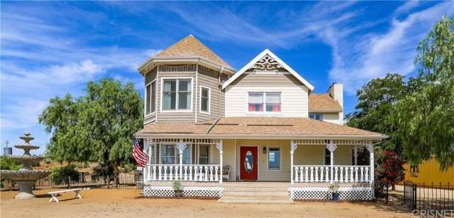34629 Juniper Valley Road, Acton, CA 93510 (#SR19255931) :: Golden Palm Properties