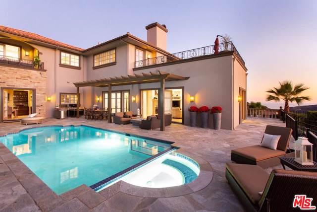1403 Cuesta Linda, Pacific Palisades, CA 90272 (#19527036) :: Lydia Gable Realty Group