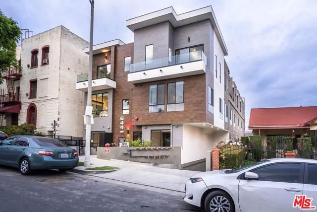 644 N Hobart #12, Los Angeles (City), CA 90004 (#19528150) :: The Agency