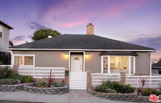 7520 Earldom Avenue, Playa Del Rey, CA 90293 (#19527886) :: The Pratt Group