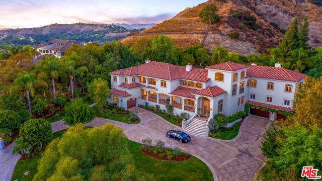 23593 Park South Street, Calabasas, CA 91302 (#19528008) :: DSCVR Properties - Keller Williams