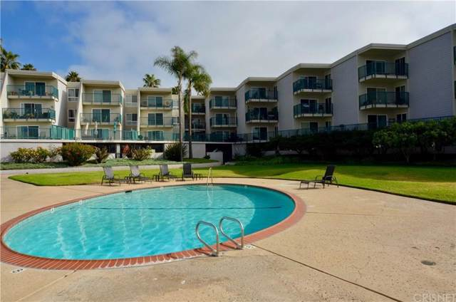 3101 Peninsula Road #107, Oxnard, CA 93035 (#SR19259195) :: The Agency